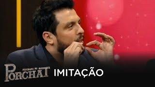 Ceará explica como começou a imitar Silvio Santos