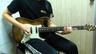 getlinkyoutube.com-MA실용음악학원 기타전공 노류진 학생