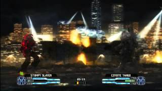 getlinkyoutube.com-Pacific Rim: Ugliest Jaeger EVER!!!