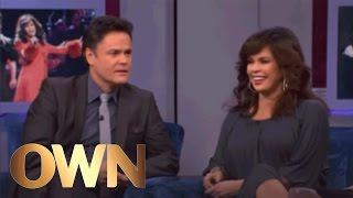 How the Osmonds Were Discovered | The Rosie Show | Oprah Winfrey Network
