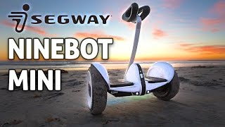 "getlinkyoutube.com-Ninebot Mini, Self Balancing Hands-free Segway, ""Hoverboard 2.0!"" REVIEW"
