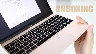 getlinkyoutube.com-Gold MacBook Unboxing & Overview
