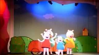 getlinkyoutube.com-PEPPA PIG EL SHOW TEATRO BLANQUITA