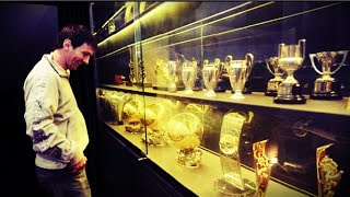 All the individual awards won by Messi