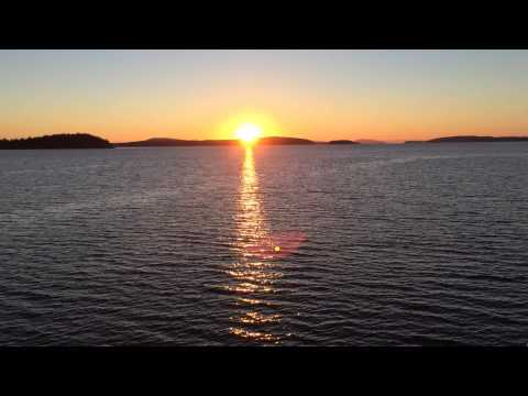 Salt Spring Island December Sunrise