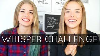 getlinkyoutube.com-THE WHISPER CHALLENGE | med Ellen