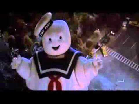 Ghostbusters Stay Puft Man Dance (Marshmallow Man)