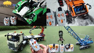 getlinkyoutube.com-LEGO Technic 2015 All model RC Motorized version (total 19 set) by 뿡대디