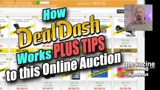 getlinkyoutube.com-What is DealDash - How to and Tips on this Online Auction