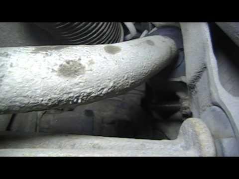 Где сайлентблоки задней балки у Chrysler Гранд Вояджер
