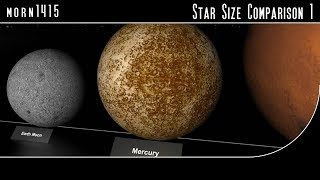 getlinkyoutube.com-Star Size Comparison HD