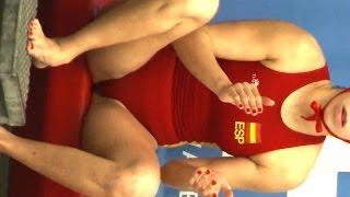 getlinkyoutube.com-female waterpolo player rep. Spain #5