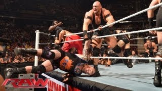 getlinkyoutube.com-20-Man Battle Royal to become No. 1 contender to the U.S. Championship: Raw, August 12, 2013