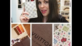 getlinkyoutube.com-Louis Vuitton Reviews: Agenda