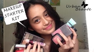 getlinkyoutube.com-Beginner Makeup Must-Haves ( Drugstore Makeup Starter Kit ) | Nadya Aqilla | Indonesia