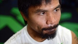 Manny Pacquiao Weighs in on Gay Marriage Comments Controversy