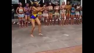 south african zulu dance