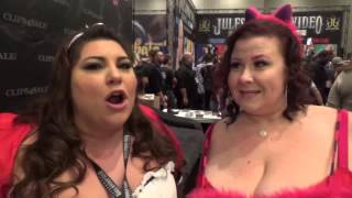 2016 AVN Adult Entertainment Expo-Ladies  of the Industry 2