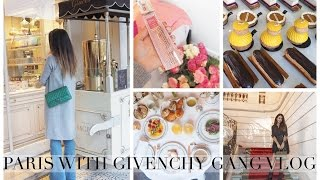 Paris with Givenchy Vlog