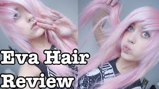 getlinkyoutube.com-Dying my Eva Hairextensions Pink Review | Krispuuh