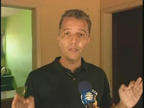 AGENTE DA POLÍCIA CIVIL DE GOIÁS PEDE TRÉGUA A BANDIDOS (DZAI - 25/06/2009)
