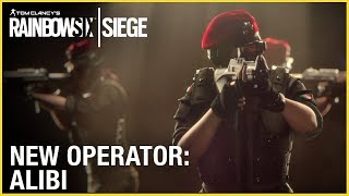 Rainbow Six Siege - New Operator: Alibi