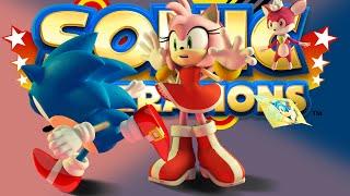 getlinkyoutube.com-Sonic Generations Mod - Amy Rose Mod