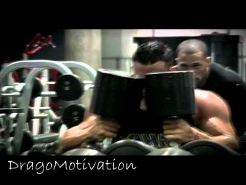 BODYBUILDING MOTIVATION - No Pain No Gain ( december 2011 by DragoMotivation)