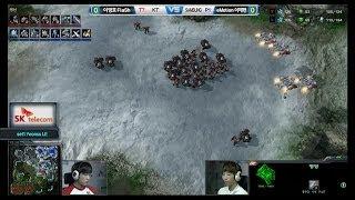 getlinkyoutube.com-[프로리그2014] 이영호(KT) vs 이제현(삼성) 1세트 연수 -EsportsTV,프로리그