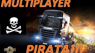 getlinkyoutube.com-Como Instalar Multiplayer Euro Truck Simulator 2 PIRATA [PT-BR]