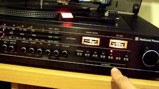 getlinkyoutube.com-National Panasonic lata 70 Sg-3090l