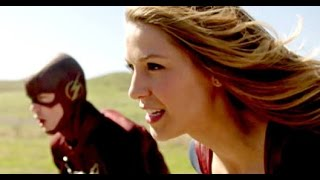 The flash crossover  supergirl español latino  [supergirl 1×18]