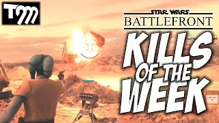 Star Wars Battlefront - KILLS OF THE WEEK #43