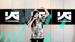 getlinkyoutube.com-YG Trainee - JENNIE KIM (김제니)