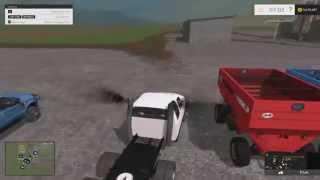 getlinkyoutube.com-Farming Simulator 15 Mod Spotlight :: J&M Gravity Wagons