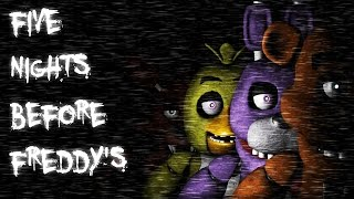 getlinkyoutube.com-Five Nights Before Freddys: Part 1 - TWENTY YEARS AFTER THE BITE OF 87!