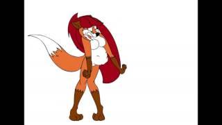 getlinkyoutube.com-Fox Girl vs. Stomach