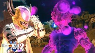 getlinkyoutube.com-The Super Death Ultimate of Death!!! MAJIN VEGETA RAID! | Dragon Ball Xenoverse 2