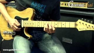 สอน Intro มือปืน / ปู พงษ์สิทธิ์ คำภีร์ โดย www.Guitarthai.com