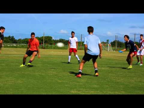 The 1-week Soccer Camp Experience (Long Video)