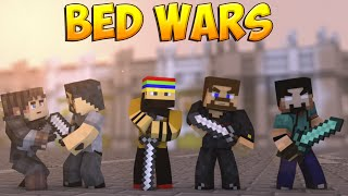 Minecraft Bed Wars #35 - Массовое сражение