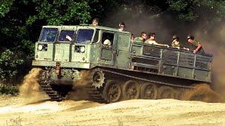 getlinkyoutube.com-Russian artillery tractor ATS 59 - offroad ride