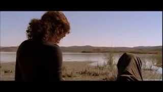 getlinkyoutube.com-صحنه رمانتیک سانسور شده گلشیفته و دیکاپریو کامل