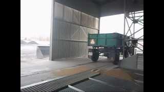 getlinkyoutube.com-Transport i sprzedaż pszenicy 2014 [HD]