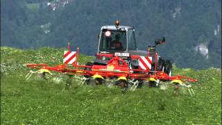 Pottinger Alpine Grassland equipment