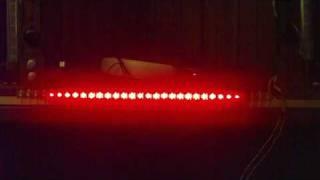getlinkyoutube.com-ShiftBrite Knight Rider V2 / Arduino