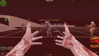 Counter-Strike: Zombie Escape Mod - ze_Portal2_test on EVILZCS