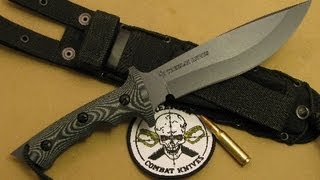 getlinkyoutube.com-Treeman Combat Knives : Seal Team Choice