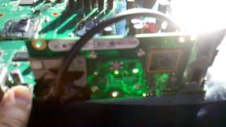 XBOX360 error 0031 (3 red lights)