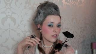 getlinkyoutube.com-Halloween Marie Antoinette look